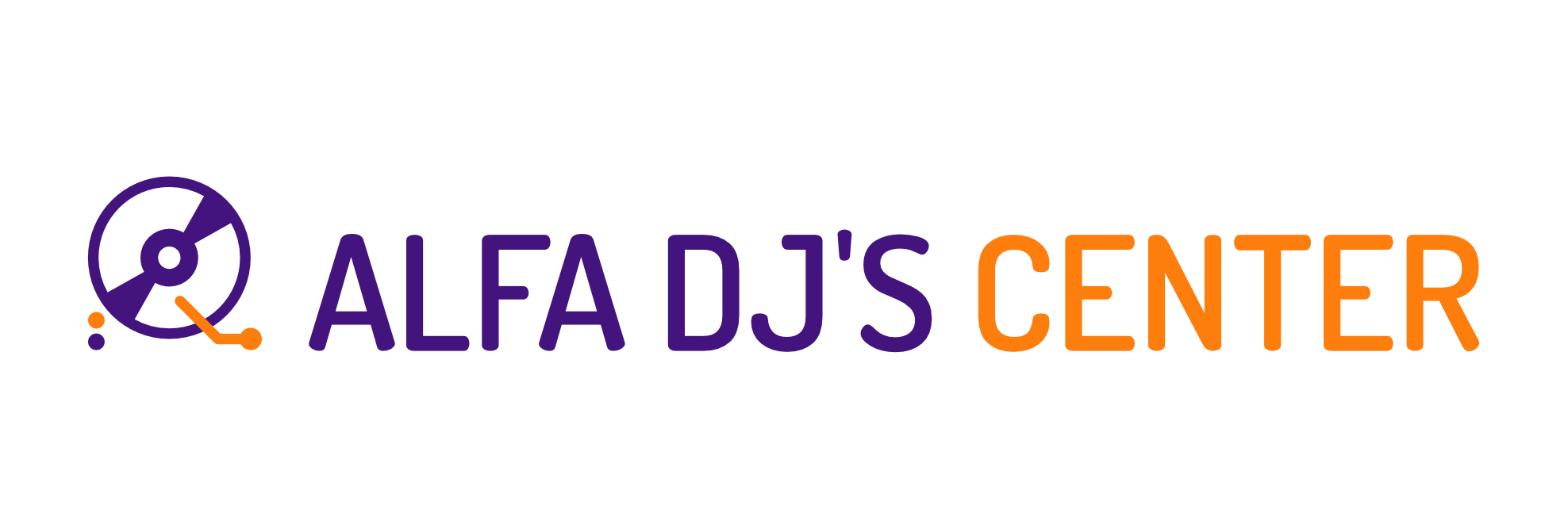 logo alfa dj's center