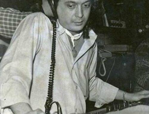 Jak powstał mikser DJ-ski