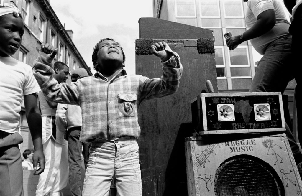 dancing kid