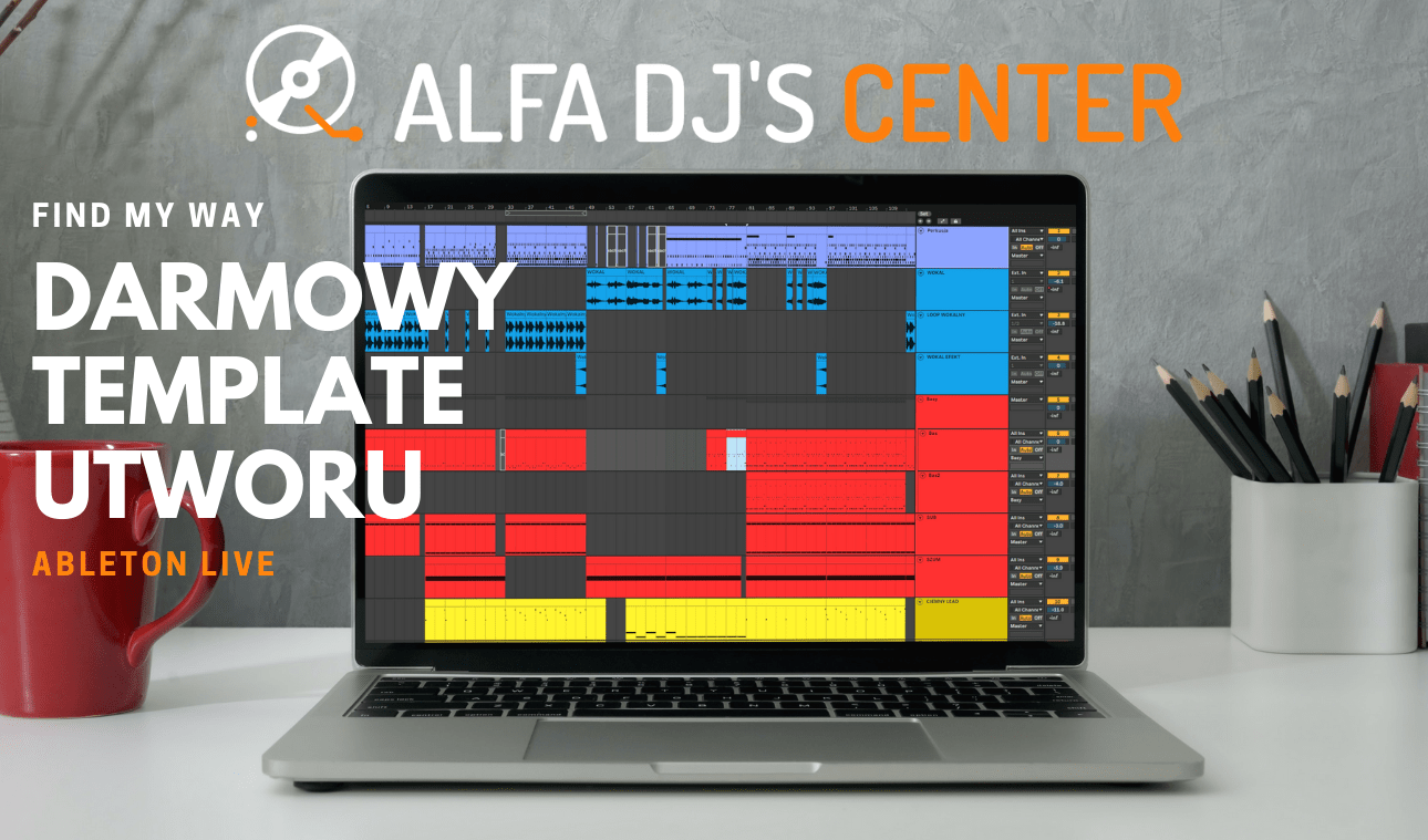 Find My Way – Darmowy template do Ableton Live