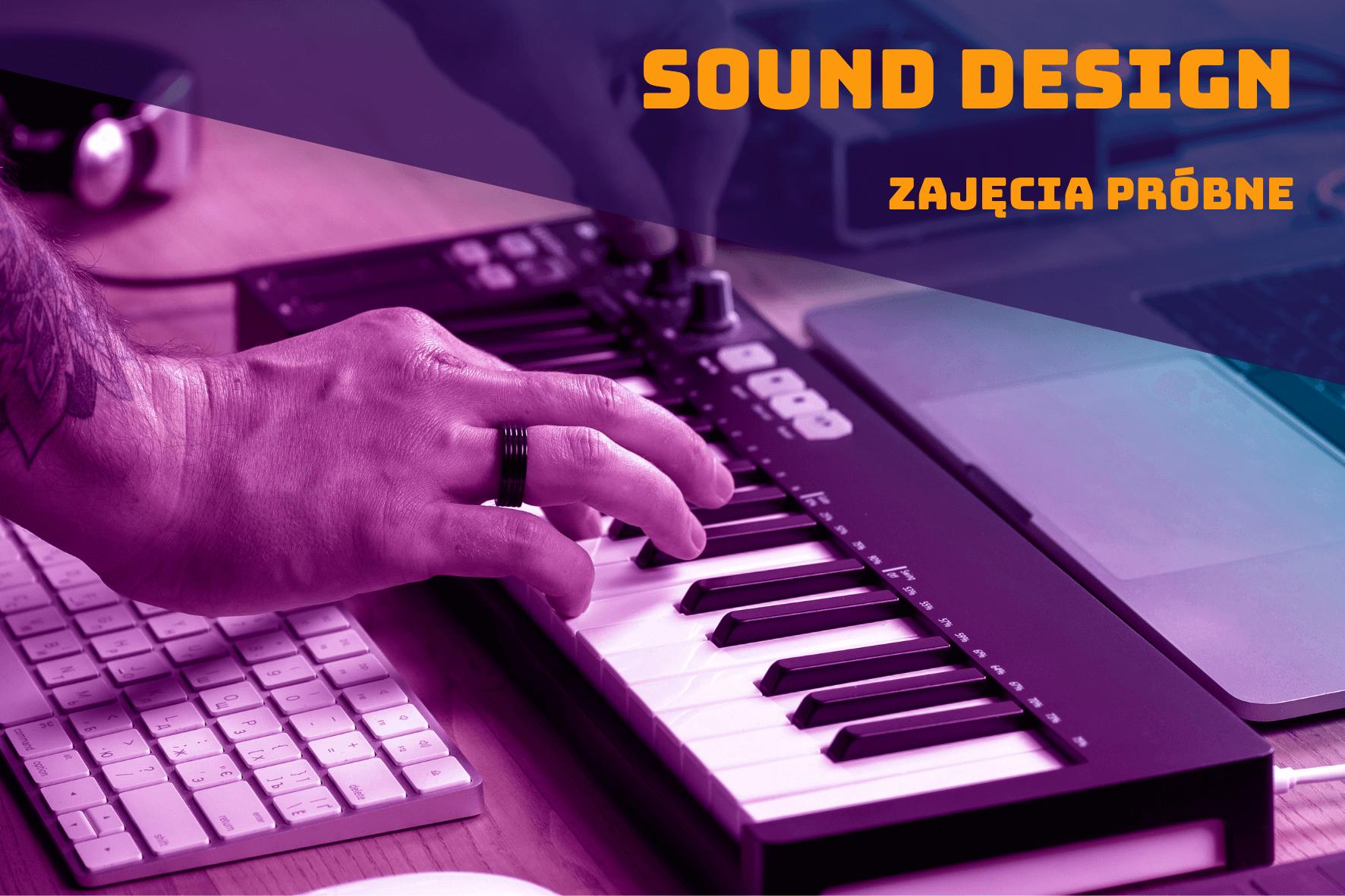 sound design probne