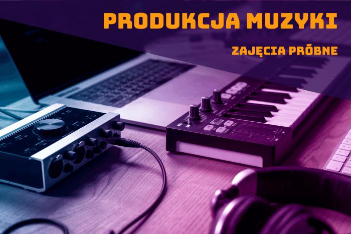 produkcja muzyki probne